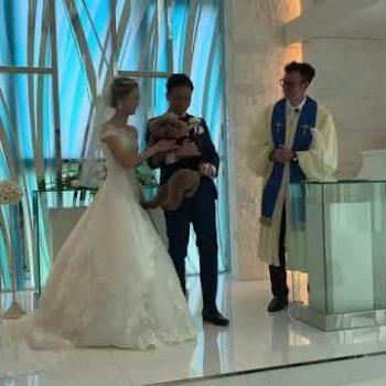 幸せいっぱい結婚式